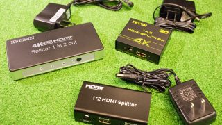 4K対応のHDMI分配器を買ってみた